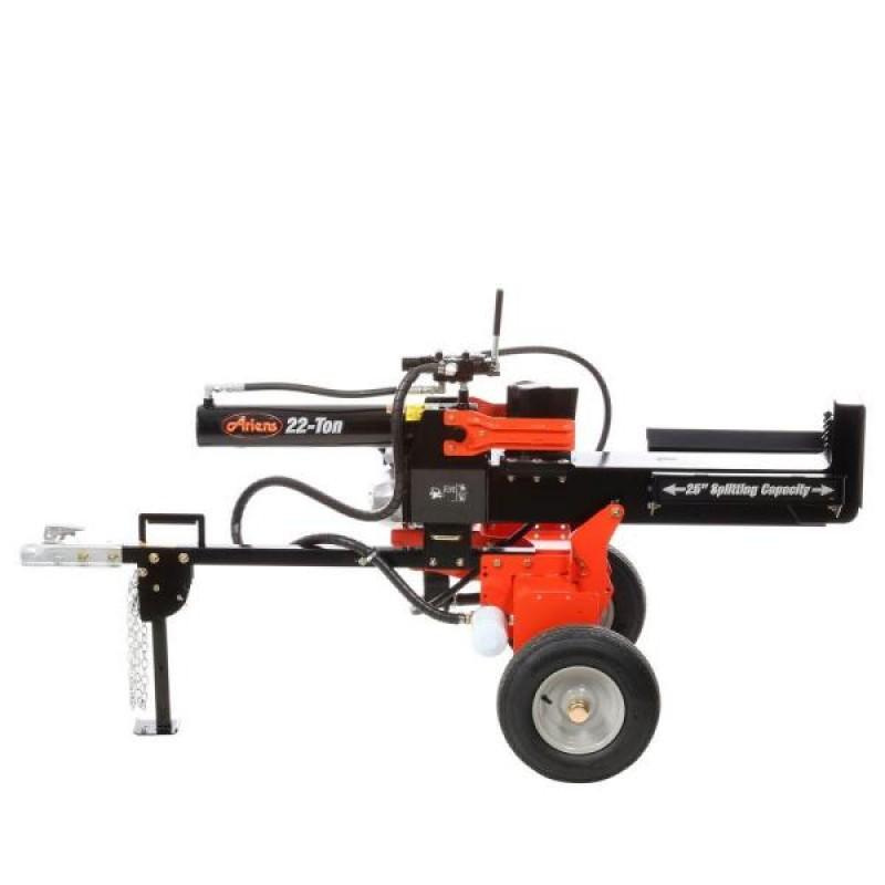 Ariens 4.5 HP, 22-Ton Horizontal or Vertical Log Splitter