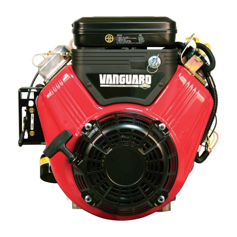 Briggs & Stratton Vanguard Horizontal  Shaft, V-Twin Engine - 479cc, 1in. x 2 29-32in.