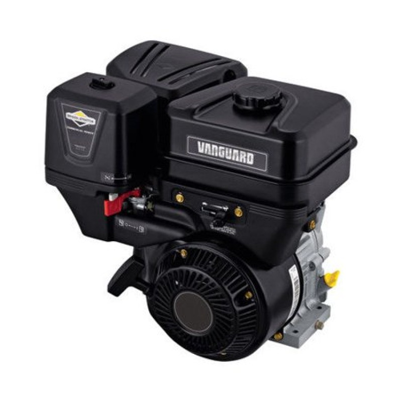 Briggs & Stratton Vanguard Shaft, V-Twin Horizontal Engine with Electric Start - 479cc, 1in. x 2 29-32in.