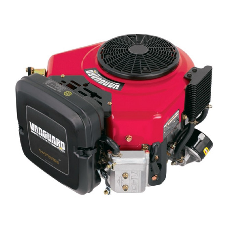 Briggs and Stratton Vanguard Shaft, V-Twin Vertical Engine with Electric Start - 570cc, 1in. x 3 5-32in.