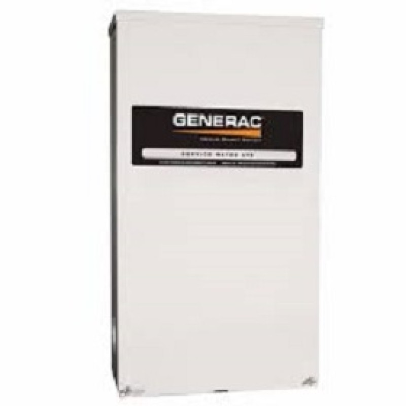Generac 3-Phase Automatic Transfer Switch (120 - 208V) RTSN400G3 Guardian 400-Amp