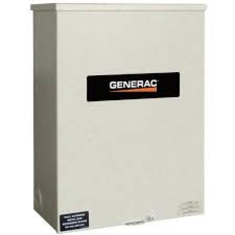 Generac 3-Phase Automatic Transfer Switch (277 - 480V) RTSN200K3 Guardian 200-Amp