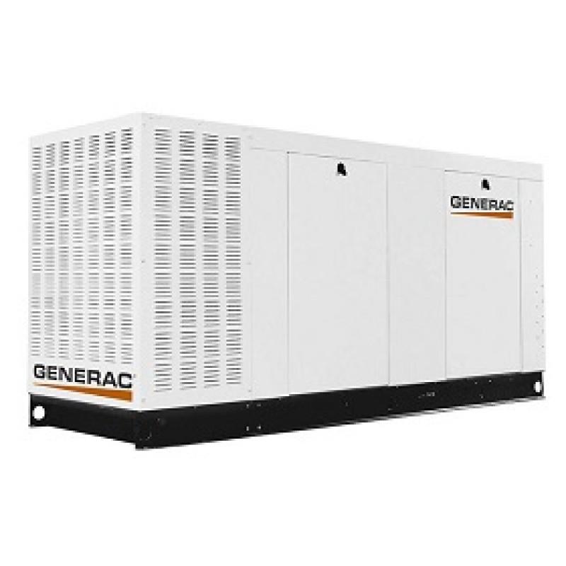 Generac Commercial Series Aluminum Enclosed Generator GNC-QT07068C 70kW 1,800-Rpm