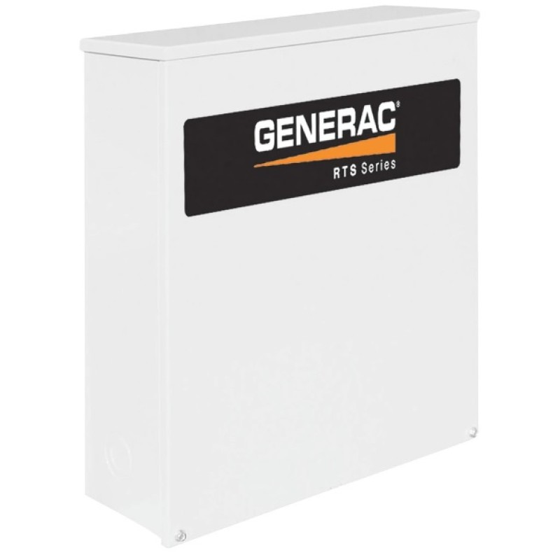 Generac Fully Automatic Transfer Switch 120 - 208V RTSN100G3 Guardian 100Amp