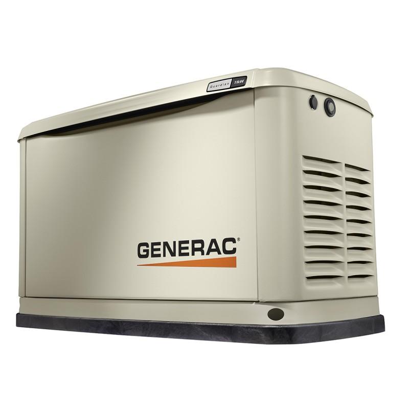 Generac Guardian Aluminum Home Standby Generator w- Wi-Fi, 16kW