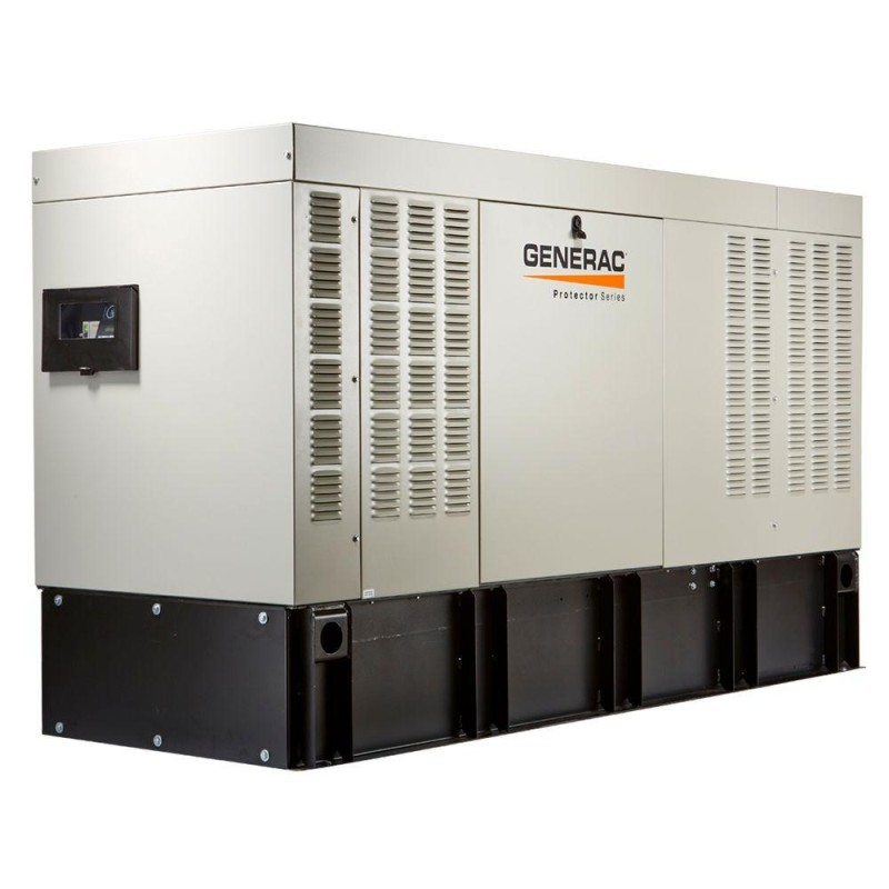Generac Protector Automatic Standby Diesel Generator (120 - 208V 3-Phase) 50kW