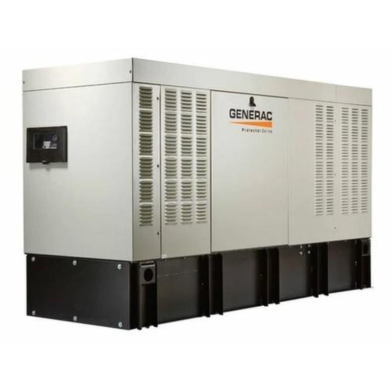 Generac Protector Series Aluminum Enclosed Generator - GNC-RD04834 48kW 1,800-Rpm