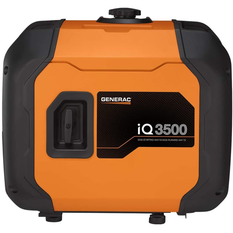 Generac Ultra-Quiet Electric Start Portable Inverter Generator (CARB) iQ3500 - 3000 Watt
