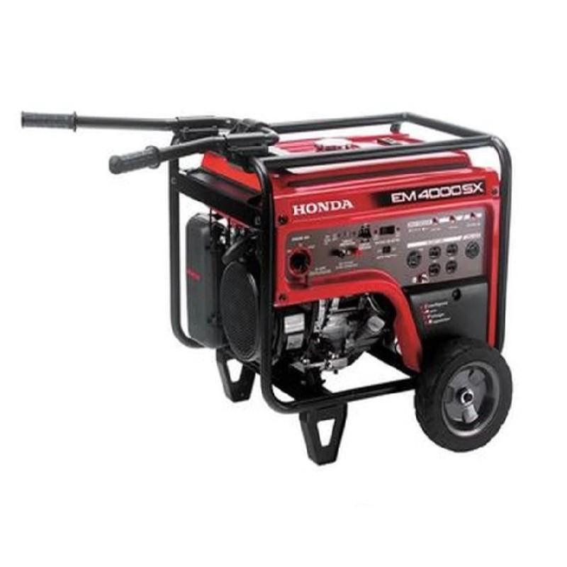 Honda Electric Start Portable Generator (CARB), EM4000 - 3500 Watt