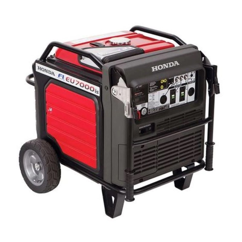 Honda Electric Start Portable Inverter Generator (CARB), EU7000is - 5500 Watt