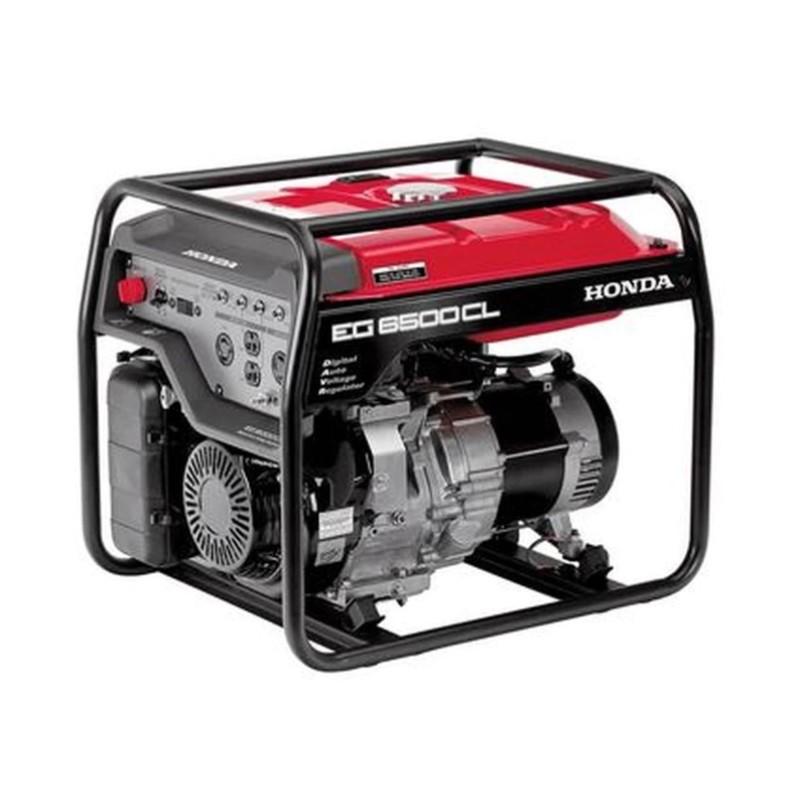 Honda Portable Generator (CARB), EG6500CL - 5500 Watt