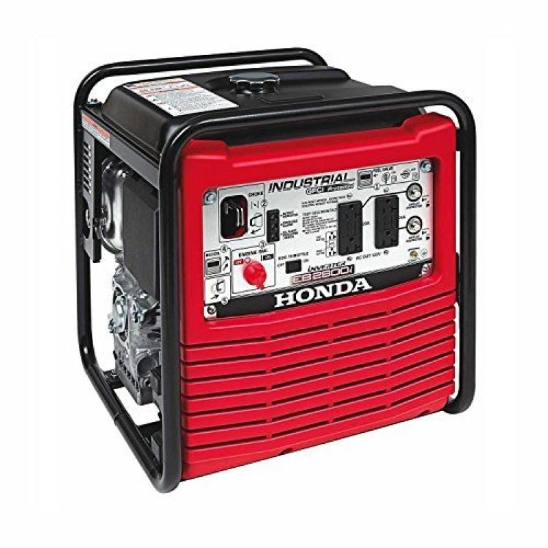 Honda Portable Industrial Gas Powered Inverter Generator -EB2800i 2,800-Watt