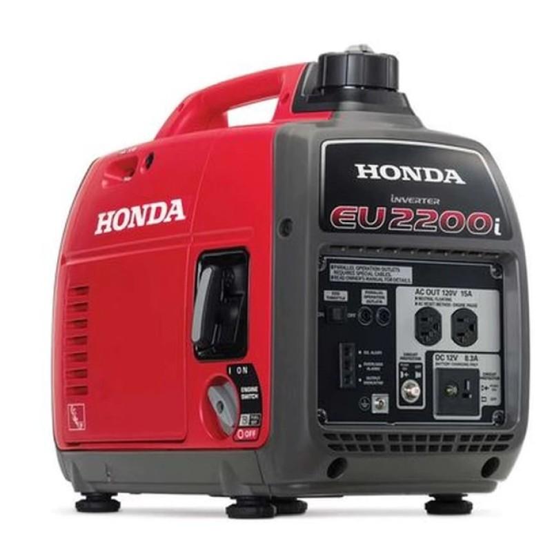 Honda Portable Inverter Generator (CARB), EU2200i - 1800 Watt