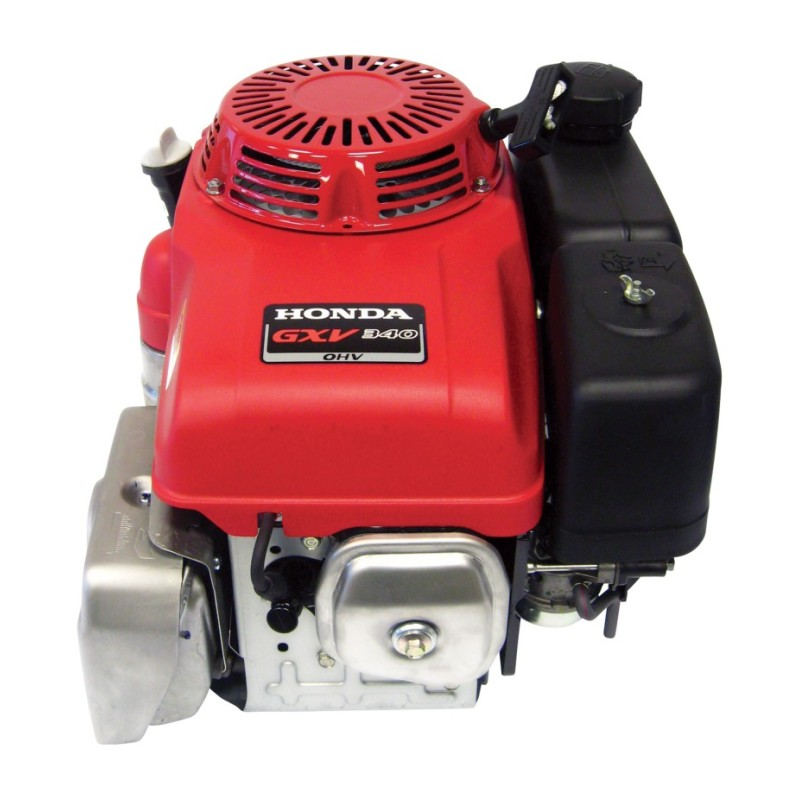 Honda Vertical OHV Engine with Electric Start -  Shaft,337cc, GXV Series, 1in. x 3.11in.