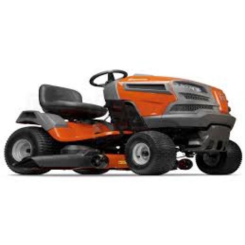 Husqvarna Lawn Tractor,  LTA18538 38 inch 18.5 HP