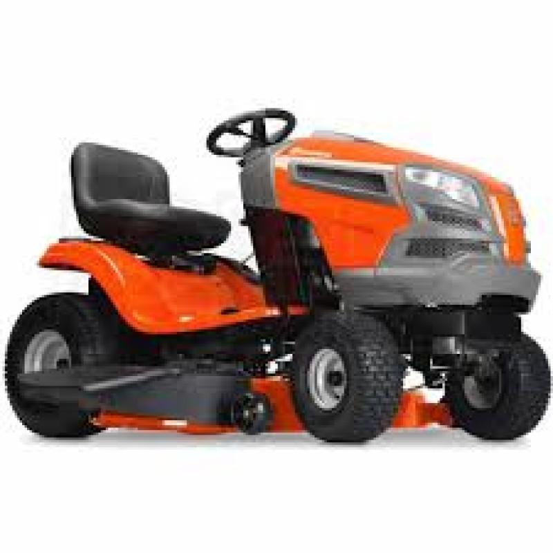 Husvqvarna (Kawasaki) Lawn Tractor, YTH18K46 46 inch 18 HP
