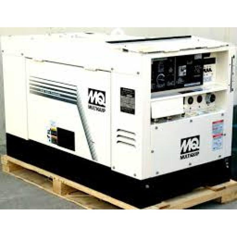 Multiquip SDW225SSA1 CC-CV Output Diesel Welder-Generator, 225-Amp 6 kW 28-Volt
