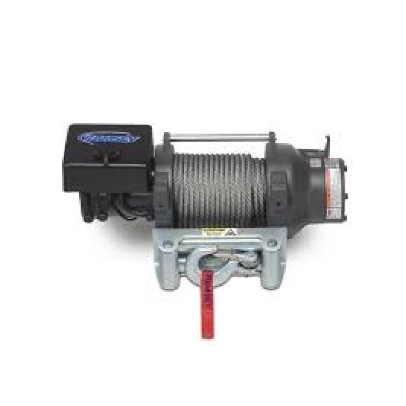 Ramsey Patriot Truck Winch with Wireless Remote - Capacity, 12 Volt DC - 15,000-Lb.