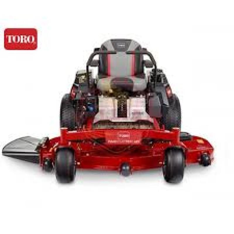 Toro TimeCutter HD 48 inch Zero Turn w- MyRide - 22.5 HP