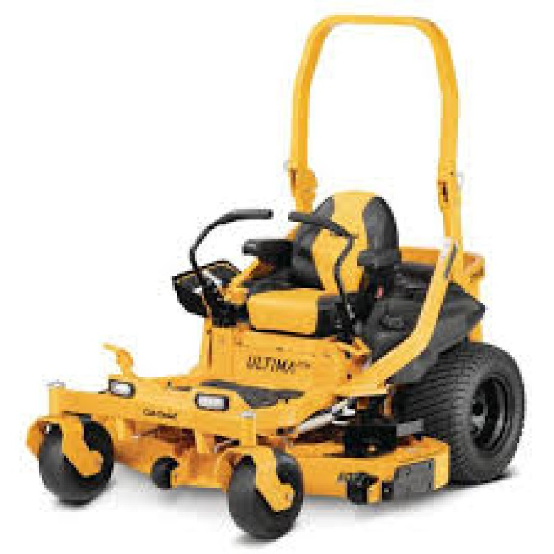 Ultima ZTX4 60 in. Fabricated Deck 24 HP Kohler Pro 7000 Series V-Twin Engine Zero Turn Mower with Roll Over Protection