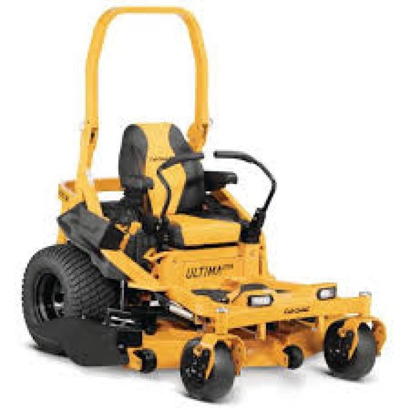 Ultima ZTX5 60 in. Fab Deck 24 HP Kawasaki V-Twin Zero Turn Mower with Roll Over Protection and Front Wheel Suspension