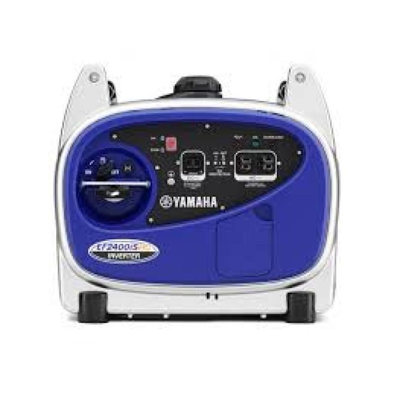 Yamaha EF2400iSHC Portable inverter Generator - 2400-Watt 120-Volt 20-Amp