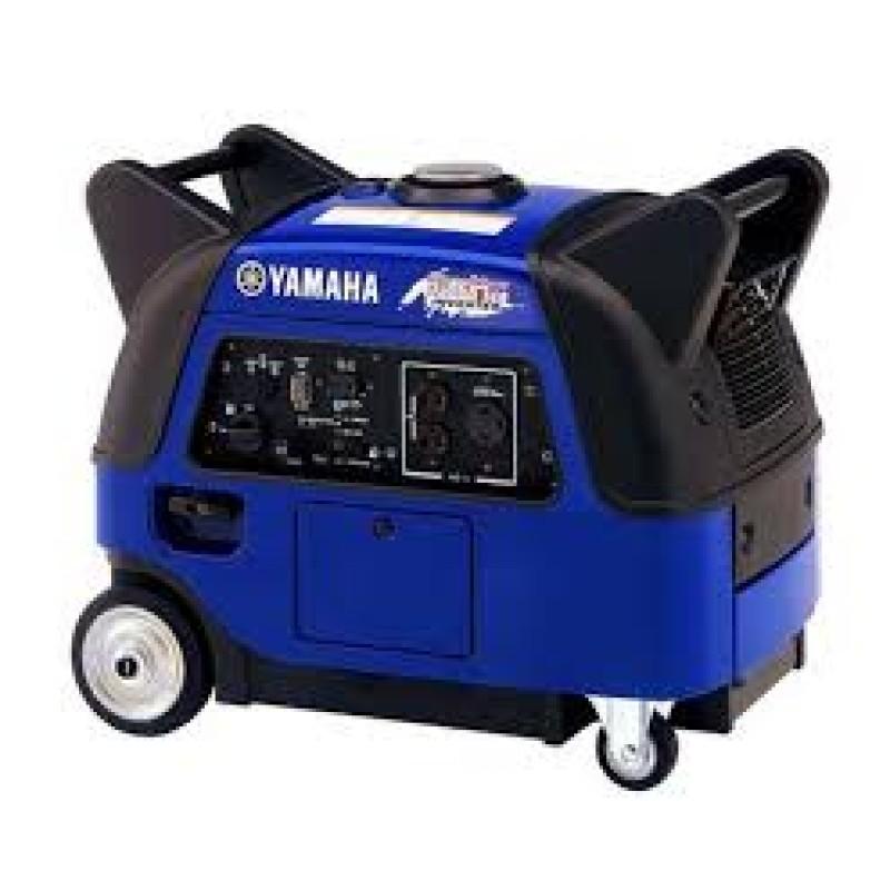 Yamaha EF3000iSEB Portable inverter Generator with Electric Start - 3000-Watt 120-Volt 25-Amp