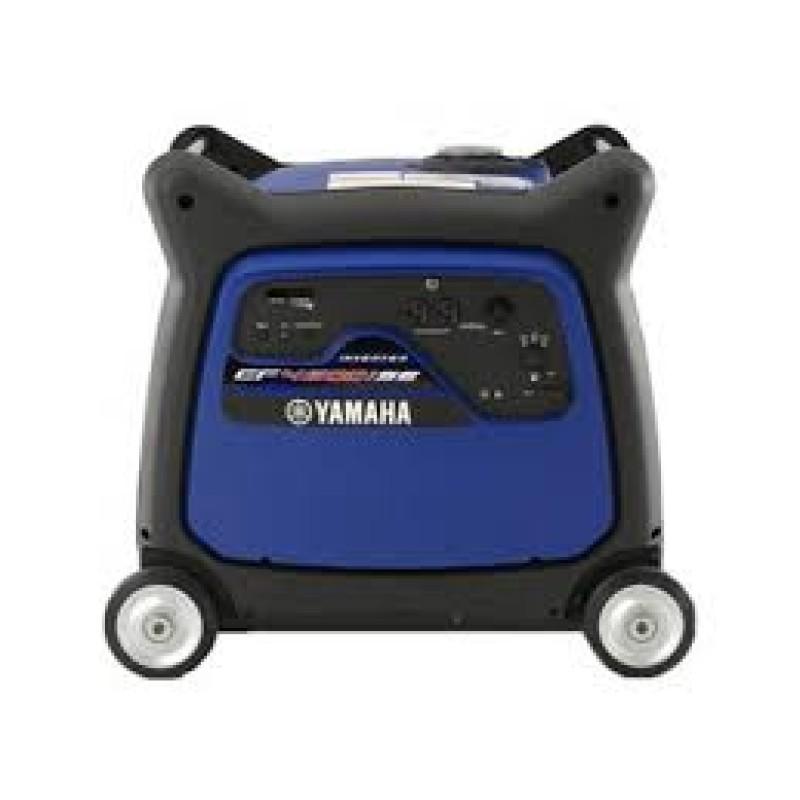 Yamaha EF4500iSE inverter Generator with Electric Start - 4500-Watt 120-Volt 37.5-Amp
