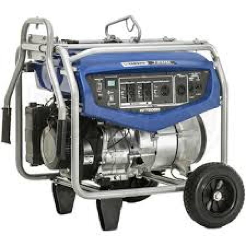 Yamaha EF7200D - Professional Portable Generator - 7200 Watt